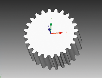 Specialist for spur gears: ZEISS GEAR PRO involute